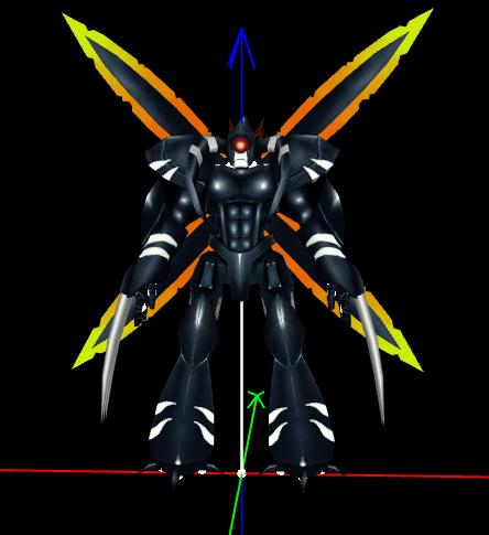 Skins HD para Digimon Masters Online
